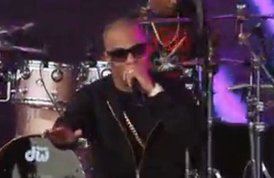 "Performance de T.I. ""No Mediocre"" au Jimmy Kimmel Live"