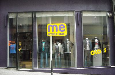 Nouvelle collection Me myself and I ...