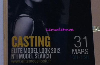 Elite Model Look Lyon 2012 ... devenez le top de demain
