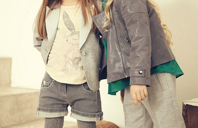 Look of the day ... Chloé Kids