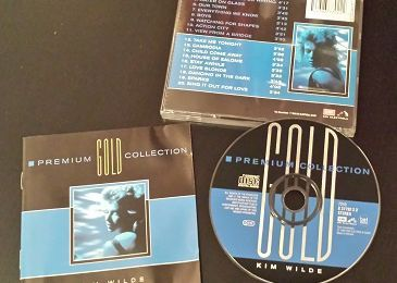 """Best Of Kim Wilde"" Premium Gold Collection & Centenary Collection"