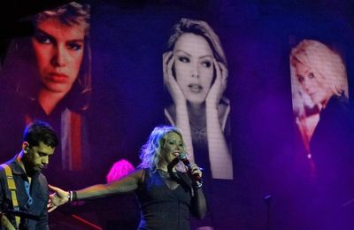 """Kim Wilde au Trianon"" Photos de fans Part4"