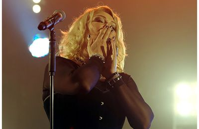 """Kim Wilde en photos"""