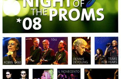 "CD et DVD ""Night of the Proms"" toujours disponibles !"