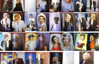 "Kim Wilde ""The Posterbook"" ll"