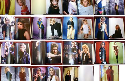 "Kim Wilde ""The Posterbook"""