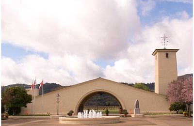 Robert Mondavi Winery, Napa Valley, USA