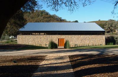 Medlock Ames Solar-Powered Winery, California, USA