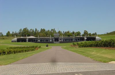 Tempus Two Winery, Hunter Valley, Australie