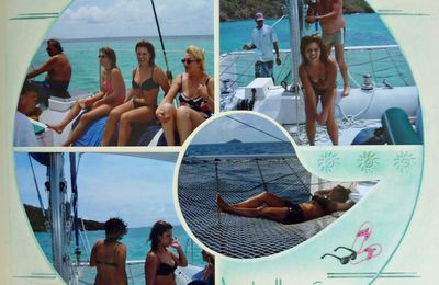 Balade en catamaran- suite