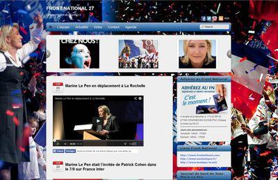 Nouveaux Blog du FN27