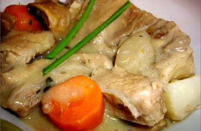 Blanquette de veau version 2
