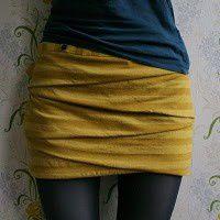 """Concours """"Les deux font la paire"""" : la jupe à plis"""