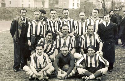 Le foot à Saint-Priest en 1939