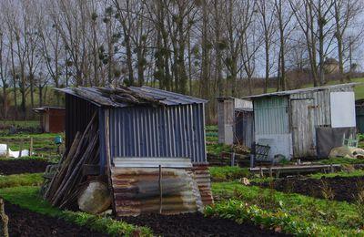Cabanes de jardins (1)