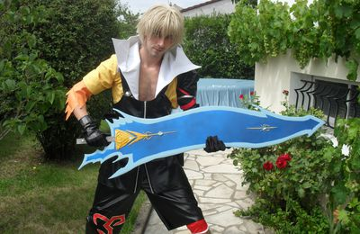 Cosplay part. 6 - Laharl / Tidus