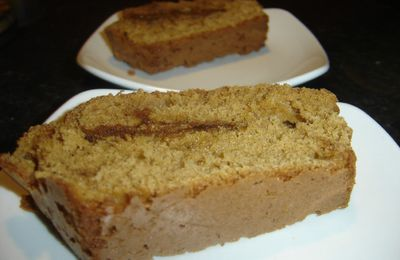 cake aux speculoos