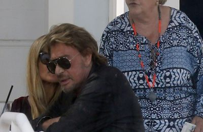 Photos : Johnny Hallyday 21 juin 2014