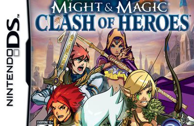 Might & Magic : Clash of Heroes. Le Tactical Casse-Brique: Tout le monde adore, sauf moi?!