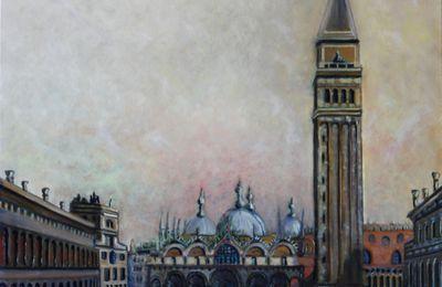 San Marco (huile 80 x 80 cm)