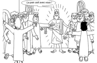les apparitions post-mortem de Jésus