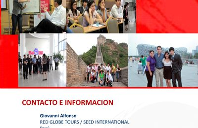 PROGRAMA DOING BUSINESS IN CHINA 2014