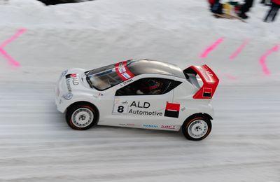 12 janvier 2011: Trophée Andros Isola 2000
