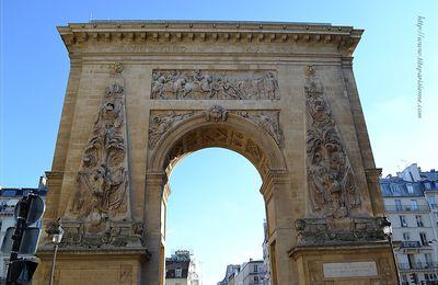 La Porte Saint Denis-Paris 2ème et 10ème