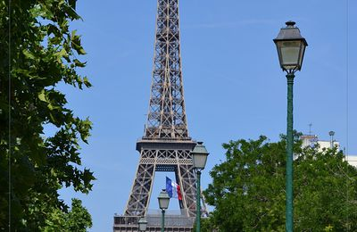 La photo du weekend : Tour Eiffel pont Bir-Hakeim