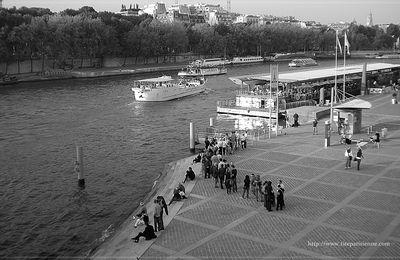 Balades sur les quais de Seine