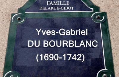 Yves-Gabriel DU BOURBLANC, un ancêtre de la noblesse bretonne