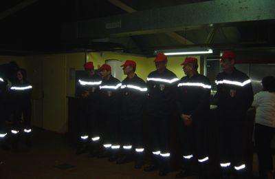 Repas des Pompiers : le samedi 4 décembre 2010 !