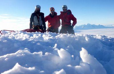 Segunda española al Cerro Torre por la Ragni (o Ferrari)