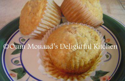 Muffins Aux Fraises مافنز بالفراولة