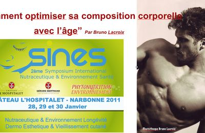 Symposium International SINES 2011- Presentation sur l'intensite physique sur la santé