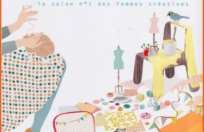 SALON CREATION ET SAVOIR FAIRE A PARIS...