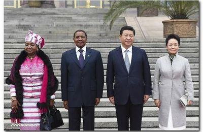 La Chine accorde une nouvelle aide à l'Afrique de l'Ouest pour lutter contre Ebola