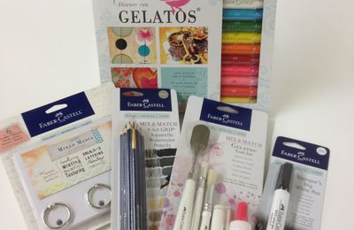 MEGA GIVEAWAY from Faber-Castell
