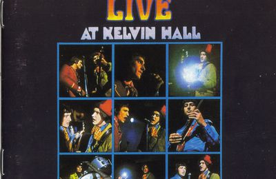 The Kinks Live At Kelvin Hall ( 1967 & 1968 )