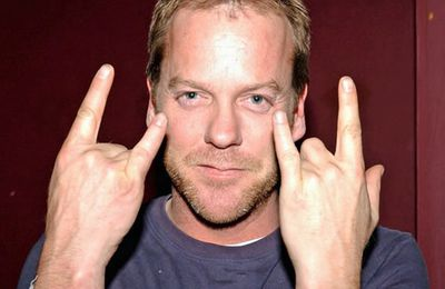 Interview Kiefer Sutherland au sujet de Queen