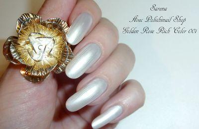 Golden Rose Rich Color 001 - Polishinail Shop