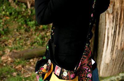 A Bord du Darjeeling Limited : les sacs à main !