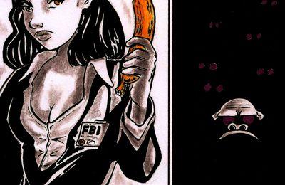 Agent Spécial Hannah Ban et le Secret des Singes Zombies