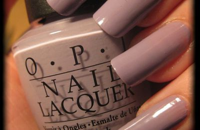 OPI - Done out in deco