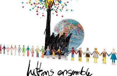 1er mai 2011: l'affiche de la CGT