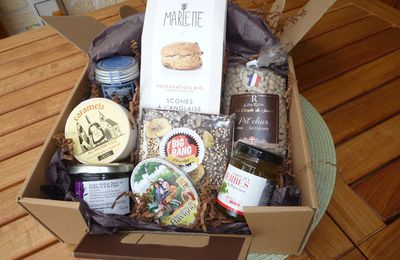 Gourmibox : la box gourmande