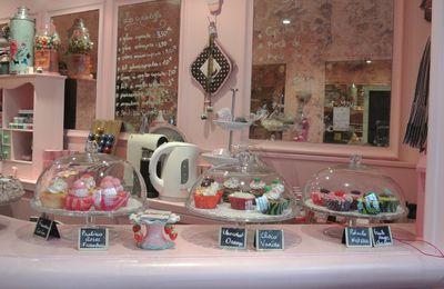 Les cupcakes de Chloé S. ... ou une belle découverte Parisienne