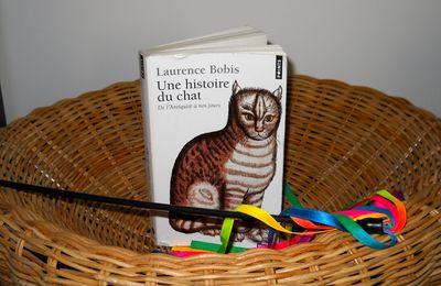 Une histoire du chat - de l'Antiquité à nos jours, Laurence Bobis