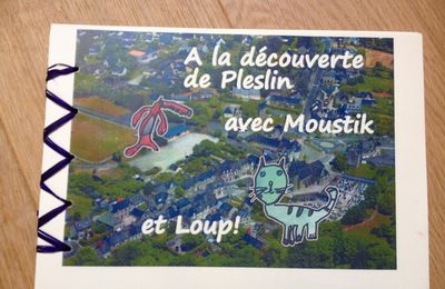 Quand Loup visite Pleslin...