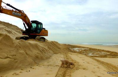 Le mythe de Sisyphe appliqué à la dune